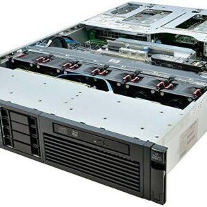 HP Proliant DL380 G7 2 x Xeon E5620 2.4GHz Quad Core 144GB DDR3 RA R 25,000 - ElmMac Media